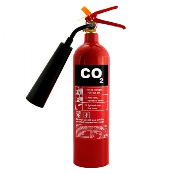 【滅火器·滅火】二氧化碳滅火器